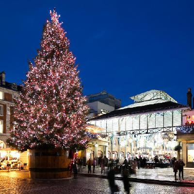 Covent Garden Switch On | East Piazza The Market Covent Garden London | Tue  14th November ...