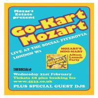 Live: Go-Kart Mozart
