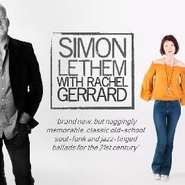 Simon Lethem with Rachel Gerrard Tickets | Yellow Arch Studios Sheffield  | Fri 22nd March 2019 Lineup