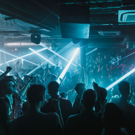 The 2021 House Party at XOYO  2021 London Freshers Move In Party