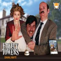 Fawlty Towers Comedy Dinner Show Merryhill Copthorne Hotel