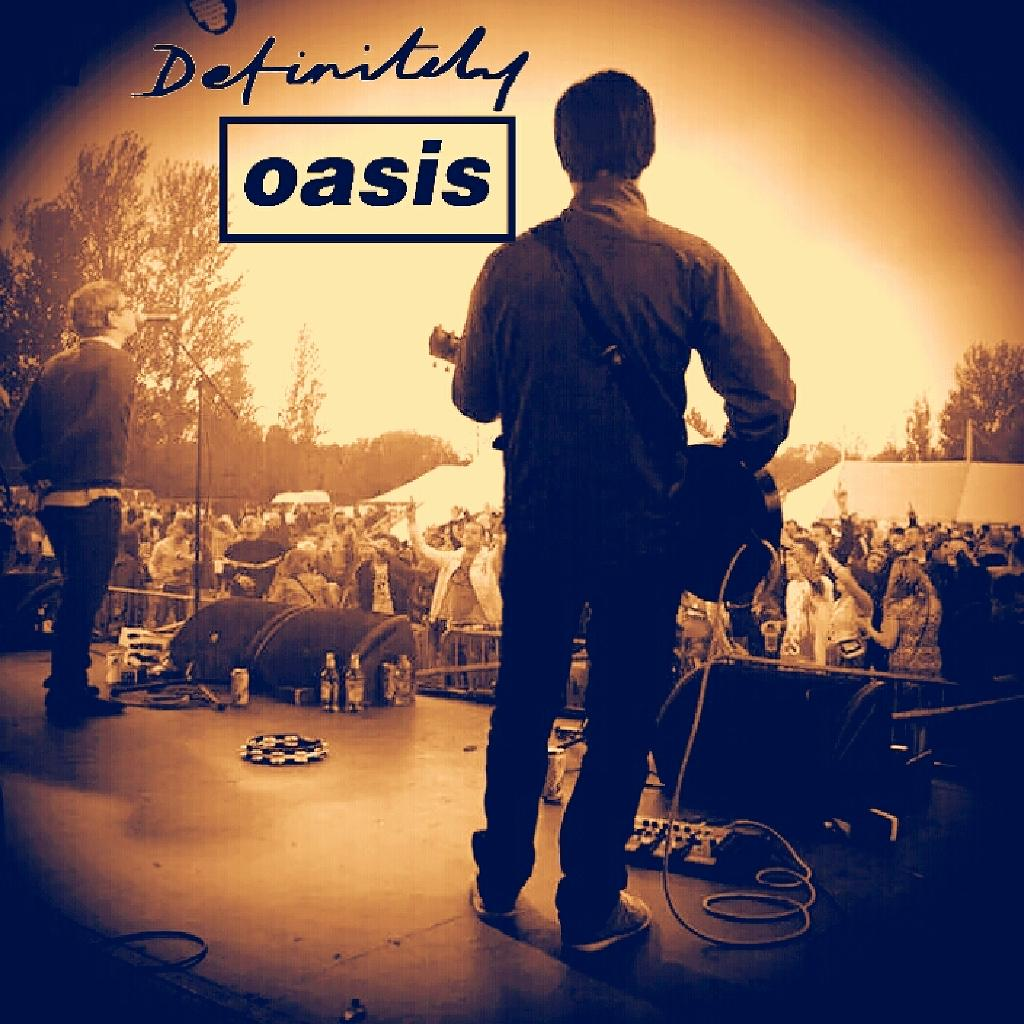 Definitely Oasis - Greatest Hits Set Preston