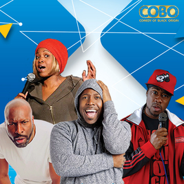 COBO : Comedy Shutdown Black History Month Special - Leicester