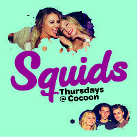Squids Thursdays - The Freshers Welcome Party