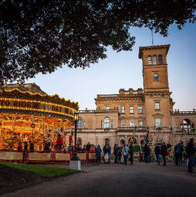 Victorian Christmas at Osborne