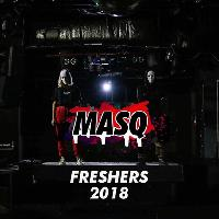 MASQ • Welcome to the White Mask Party • Freshers Rave 2018