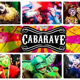 Cabarave - The Power of Three | The Volks Brighton  | Sat 3rd April 2021 Lineup