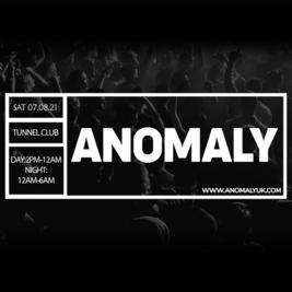 Anomaly 5th Birthday