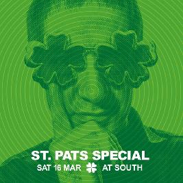 Clint Boon // St Patricks Day  Tickets | South Manchester  | Sat 16th March 2019 Lineup