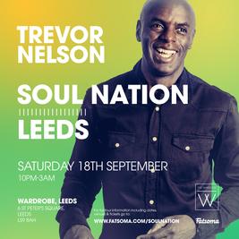 Trevor Nelson Returns to Leeds