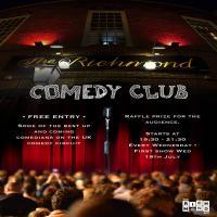 The Richmond Comedy Club Free