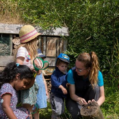 May Half Term - Family Activities | WWT London Wetland Centre Barnes