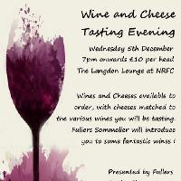 Wine and Cheese Tasting Evening