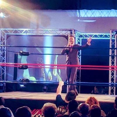 Live Wrestling in Rayleigh, Halloween special