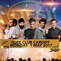Desi Central Comedy Tour - Cardiff Show
