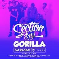 Gorilla x Section Boyz