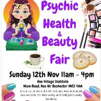 Psychic Health And Beauty Fair (Medway, Hoo)