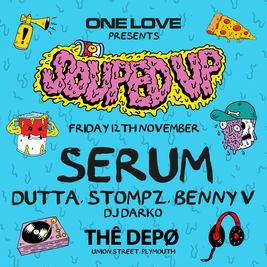 Souped Up Plymouth - Serum / Dutta / Stompz