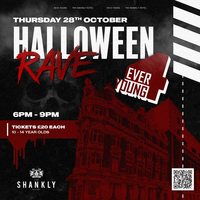 4 Ever Young Halloween Event
