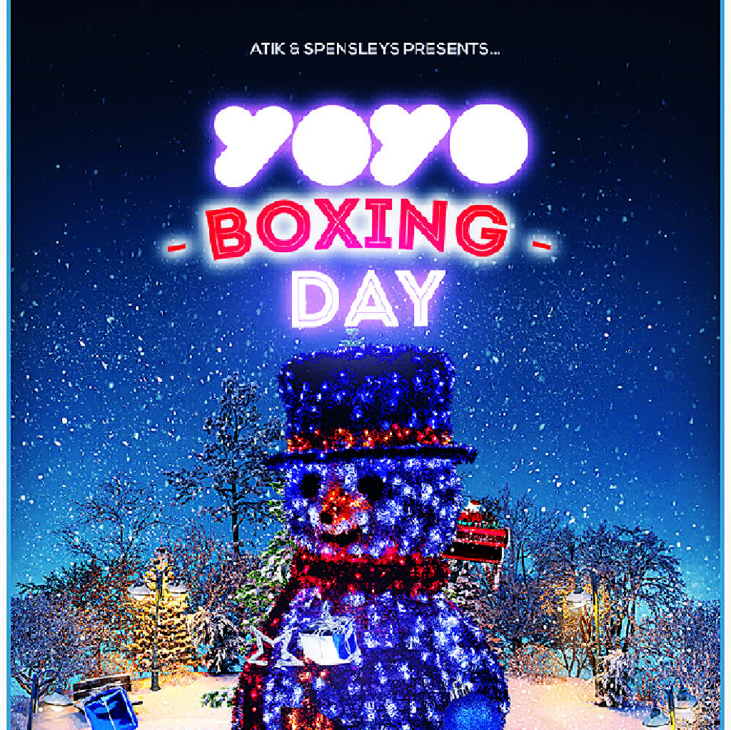 YOYO Boxing Day 2017