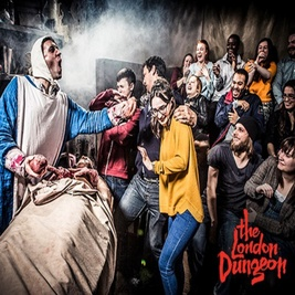 The London Dungeon - Standard Entry