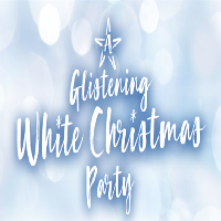 A Glittering White Christmas Party