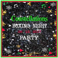 Constellations Boxing Night Party