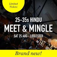 FREE Hindu Meet and Mingle Dating, Leicester - 25-35s