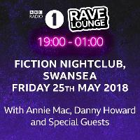 Radio 1 Rave Lounge Swansea with Annie Mac, Danny Howard+guests