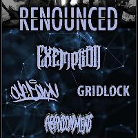 Renounced & Special Guests - Huddersfield