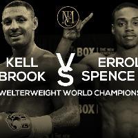 Kell Brook V Errol Spence JR Live Screening