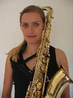 The Sax Cafe Presents Jo Fooks Sax in the City
