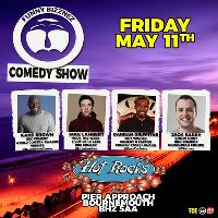 Funny Bizznez Comedy Show Bournemouth, Friday May 11th