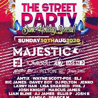 The Street Party Bank Holiday 30th August