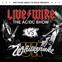 For Those About to Rock 2018 ? Livewire AC/DC vs Whitesnake UK