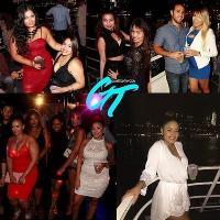 NYC Booze Cruise Saturday Night Yacht Party 2018