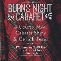 Burns Night Cabaret Show & Ceilidh
