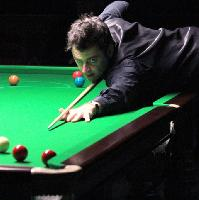 An Evening with The Rocket, Ronnie O'Sullivan