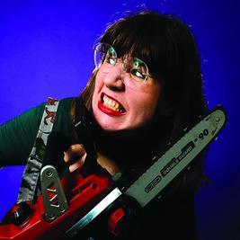 Bex's Chainsaw Moussaka-part of Guildford Fringe Festival