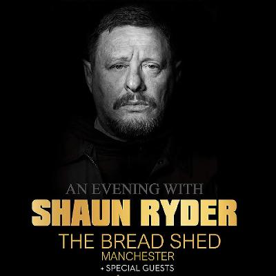 An evening with Shaun Ryder + The Jade Assembly