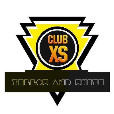 CLUB XS - Yellow and White