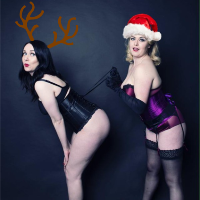 Winter Wonderland at The Spare Rib Burlesque