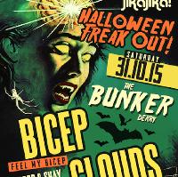 Jika Jika! Halloween Freak Out!!