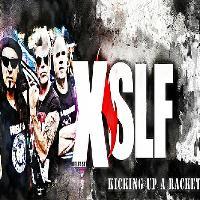 XSLF - Ex Stiff Little Fingers plus support