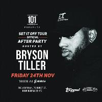 bryson tiller after party