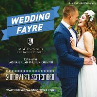 Wedding Fayre at Macdonald Craxton Wood Hotel & Spa