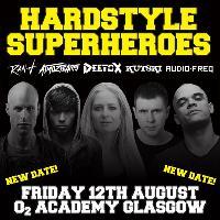 BTTF Presents: Hardstyle Superheroes 2016