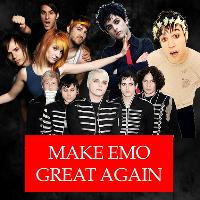 Make Emo Great Again - Glasgow