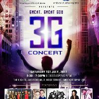 Great, great God - 3G Concert