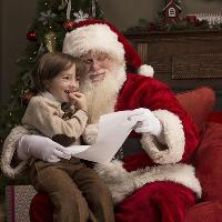 Visit Father Christmas in his Sitting Room